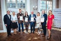 Silber für Schwabenhaus: Deutscher Traumhauspreis für das Solitaire-E-145