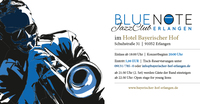 Blue Note Jazz Club Erlangen - THE BLUE NOTE TRIO feat. ANDREY LOBANO