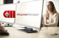 ProCall Enterprise: CTI for the CRM software AkquiseManager