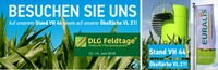 EURALIS DLG-Feldtage 2018 Spitzenereignis Pflanzenbau