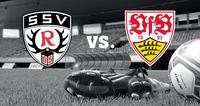 Automesse vor Spiel SSV Reutlingen 05 - VfB Stuttgart
