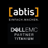abtis ist Titanium-Partner von Dell EMC