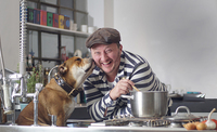 Natures Menu kooperiert mit TV-Koch und Foodexperten Sebastian Lege