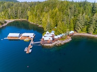 Wildnis-Lodges in Kanada schon für 2019 buchbar