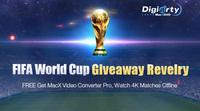 MacXDVD feiert FIFA WM 2018 mit MacX Video Converter Pro Giveaway - 1000 Kopien pro Tag