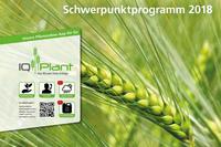 Pflanzenbau: AGRAVIS-Schwerpunktprogramme Herbst 2018 geben Orientierung