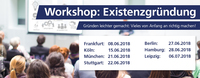 """Neuer DSSV-Tages-Workshop """"Existenzgründung"""" an bundesweiten Standorten"""
