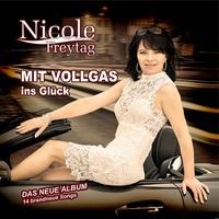 Mit Vollgas ins Glück - das neue Album von Nicole Freytag