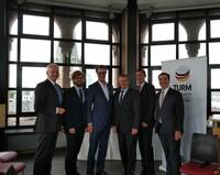 Turmgespräch des Mittelstandes: Deutscher Mittelstands-Bund diskutiert mit Experten und Unternehmern über die Folgen des Brexit