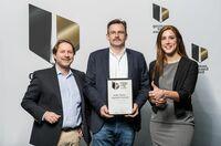 """Innovatives Projekt """"Digitales Durlach"""" von Gelbe Seiten mit dem German Brand Award ausgezeichnet"""