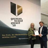"Passion for People ist ""Winner"" beim German Brand Award 2018"