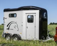 Pferdeanhängertest Cheval Liberté Touring Country auf Mit-Pferden-reisen.de