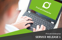 ProCall 6 Enterprise: Service Release 1 ab sofort verfügbar