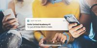 Units United Academy #1: Social Media im Wandel