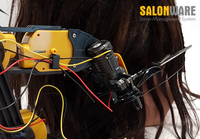 Werden uns bald Roboter die Haare schneiden?
