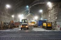 Semmering-Basistunnel  Inbetriebnahme 2026´vorgesehen