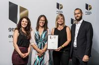 Lunor gewinnt den German Brand Award 2018