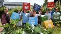 """Energiegenossenschaft Rhein-Ruhr zeichnet Gewinner des Schulwettbewerbs """"Rette unsere Welt - Deine Power für eine lebenswerte Zukunft!"""" aus."""