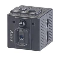 HD-Micro-IP-Überwachungskamera IPC-75.mini mit WLAN, Nachtsicht und App-Zugriff