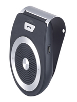 Kfz-Freisprecher BFX-420.pt mit Bluetooth und Multipoint, Siri- und Google-kompatibel
