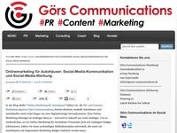 Autohaus Onlinemarketing: Social-Media-Kommunikation und Social-Media-Werbung