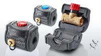 vela[clip]® Dämmschalen für Danfoss USV und ASV