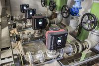 Optimiertes Pumpensystem sorgt für Energieeinsparung in Klinikum - Presseinformation der pesContracting GmbH