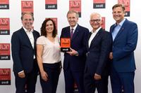 Top Consultant 2018 - Münchner Start Up reiht sich nach nur 18 Monaten in die Riege der TOP-Beratungsunternehmen ein