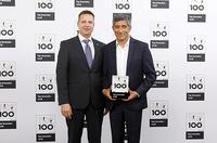 Zum zehnten Mal erhält invenio das TOP 100-Siegel
