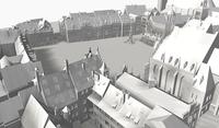 Virtuell auferstanden aus Ruinen - Der historische Stadtraum im Herzen von Nürnberg wird interaktiv erlebbar