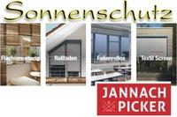 Jannach & Picker, Sonnenschutz, Blendschutz-Systeme aus Kufstein-Tirol
