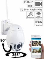 7links Outdoor-WLAN-IP-Überwachungskamera IPC-920.FHD