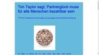 Die Tim Taylor Group bietet Nutzern eine besondere Aktion