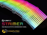 NEU bei Caseking - Das Lian Li Strimer bringt RGB-Beleuchtung für die Mainboard-Stromversorgung.