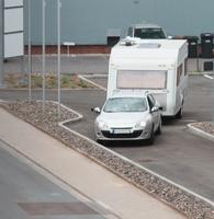 Wohnwagen-Anhänger braucht eigene Versicherung