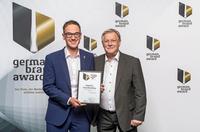 Premiere: trumedia holt den German Brand Award nach Augsburg