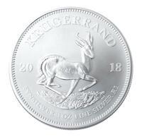 Revolution im Investmentbereich: Der Krügerrand wird erstmals als Silber-Anlagemünze herausgegeben