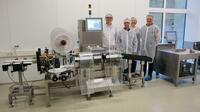 Arvato nimmt neue Maschine für Serialisierung von Pharmaverpackungen in Betrieb