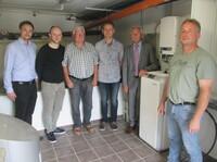 Bayernwerk startet Speicher-Pilotprojekt in Neusorg