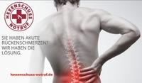 München, Bayern - der Hexenschuss-Notruf, Notdienst bei starken Rückenschmerzen