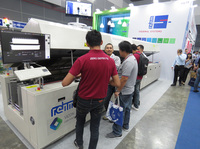 Successful premiere of Rehm at Nepcon in Thailand