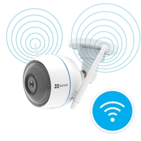 EZVIZ Sicherheitskameras - Zum Amazon Prime Day fünf Kameramodelle rund 30 Prozent reduziert