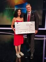 Panasonic fördert junge Talente mit dem Nachwuchspreis beim 28. DEUTSCHEN KAMERAPREIS