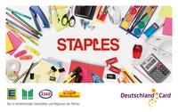 Traumpaar für Schule und Büro: Staples ist Partner der DeutschlandCard