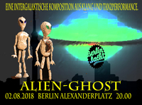 Alien-Ghost we come in peace.