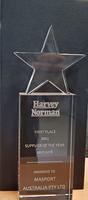 """Harvey Norman zeichnet Masport als """"BBQ Supplier of the Year"""" aus"""