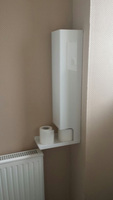 Toilettenpapierhalter Easy7and1 als clevere Aufbewahrungsalternative