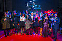 Eu-Domains: Sich jetzt für den .eu Web Award bewerben