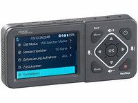 HDMI-Video-Rekorder V4 mit Farb-Display, Full HD, USB, SD, 60 Bilder/Sek.