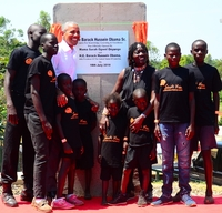 Bildungszentrum der Auma Obama Stiftung Sauti Kuu inspiriert ganze Region